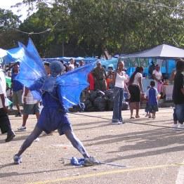 Jab, Carnival, St Anne's, Trinidad