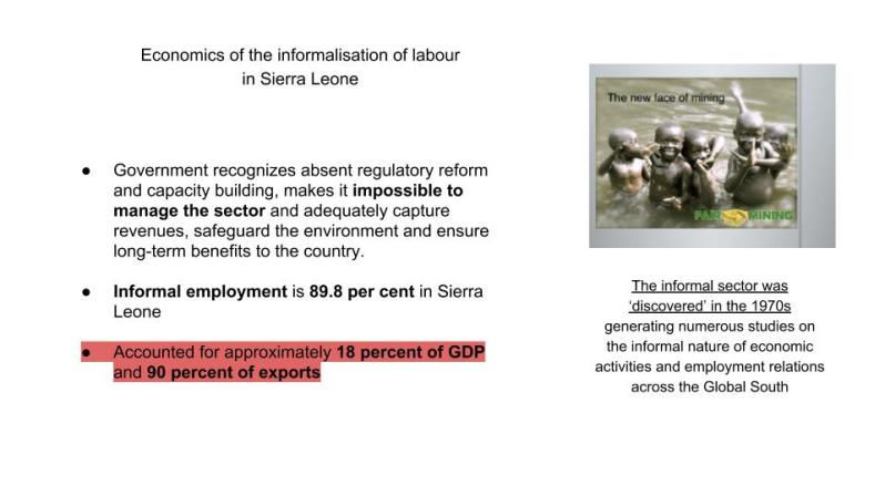 Informalisation of labour in developing countries G&D presentation (5)