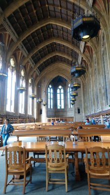 Washington University library